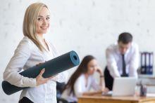 Yoga - Rückentraining mittwochs von 8.30 bis 9 Uhr