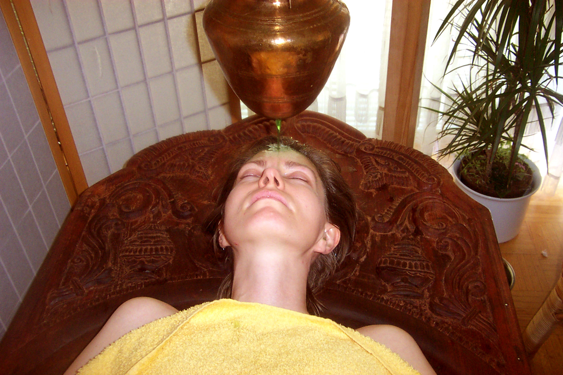 MS-Therapie - Dattathreya Ayurveda Therapie