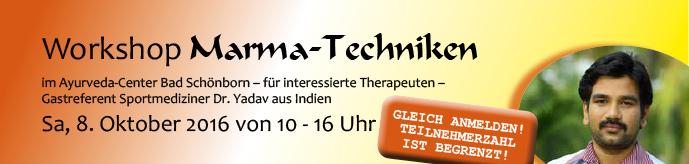 Banner MarmaTechniken